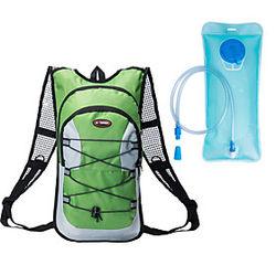 mochila Running Pack 12 L para Running Camping y senderismo Bicicleta Bolsas de Deporte Multifuncional Impermeable Listo para vestir Bolsa de Running