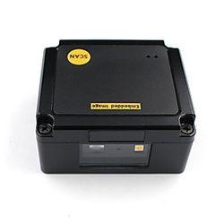 YKSCAN YK-EP2000 Escáner de código de barras Escáner USB 2.0 CMOS 2400 DPI