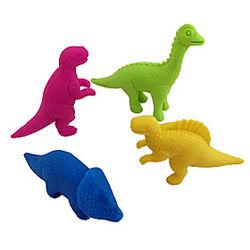 escolares 3d animales dinosaurios goma goma lápices papelería útiles escolares papelaria estudiantes regalos