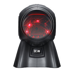 YKSCAN 8160 Escáner de código de barras Escáner USB 2.0 Luz laser 3200 ppp