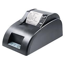 yk scan usb impresora térmica de oficina con cable 203 dpi 58m