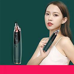 aspirador removedor de espinillas dispositivo de limpieza de acné limpiador de poros dispositivo de belleza dispositivo eléctrico de succión de espinillas