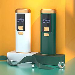 ipl fotón rejuvenecimiento de la piel instrumento de belleza instrumento de depilación láser máquina eléctrica de depilación doméstica afeitadora de axilas par