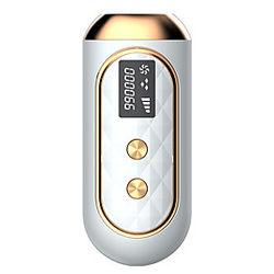 Belleza para el hogar rejuvenecimiento de la piel máquina de afeitar nuevo punto de congelación equipo de depilación láser