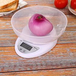 Báscula digital portátil de 5 kg, báscula electrónica led, balanza de alimentos postal, medición de peso, balanzas electrónicas led, accesorios de cocina
