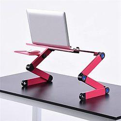Mesa de centro moderna, mesas plegables, muebles de sala de estar de diseño ergonómico rosa ruborizado metálico contemporáneo