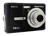 Praktica DCZ 7.4 digitale camera (7 megapixels, 3x optische zoom, 6,1 cm (2,4 inch) LCD)