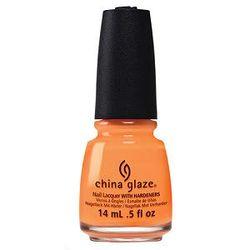 China Glaze Esmalte de uñas con endurecedores - Colección 2015 Noches eléctricas - Home Sweet House Music, 1er Pack (1 x 14 ml)
