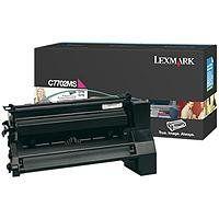 Lexmark C7702MS C770, C772 Tonerkartusche magenta 6.000 Seiten