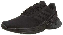 adidas Herren Response SR Sneaker, Schwarz, 40 EU