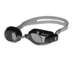 Arena Zoom X-Fit Gafas de Natación, Unisex Adulto, Negro (Smoke), Universal