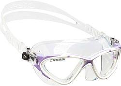 Cressi Planet Goggles - Zwembril voor volwassenen met langdurige anti-condens technologie
