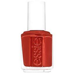 Essie Nagellack für farbintensive Fingernägel, Nr. 704 spice it up, Rot, 13.5 ml