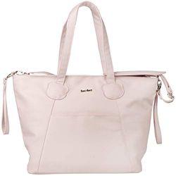Tuc Tuc Brioche - Bolsa maternidad y cambiador de polipiel, color rosa