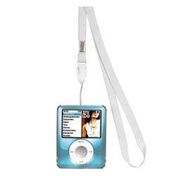 "Hama MP3-box""Crystal Case"" voor iPod nano 3G, blauw"