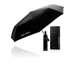 Marc Inbane Regenschirm- Sunshine during rain, Mit Natürliches Bräunungsspray, 200ml