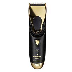 Panasonic ER-1611 Profi-Haarschneidemaschine mit Akku- und Netzbetrieb, gold