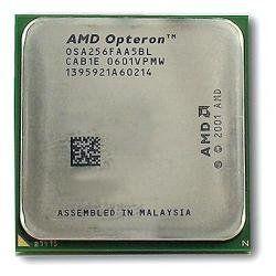 AMD Upgrade van de processor 1 x AMD third-generatie Opteron 2376/2,3 GHz L3 6 MB