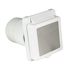 Marinco 69-6353ELB waterdichte onderkant, wit, eenheidsmaat