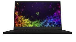 Razer Blade 15 Advanced Model 2019 Gaming-notebook, 15,6 inch Full-HD-display, Intel Core i7-8750H, 16GB RAM, 256GB SSD, NVIDIA GeForce RTX 2070 Max-Q, Win 10, FR-lay-out), zwart