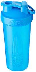 BlenderBottle Classic Loop Shaker | Eiwit shaker | Dieetshaker | Proteïneshaker met BlenderBall 940 ml cyaan