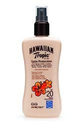 Hawaiian Tropic Satin Protection Sun Spray Lotion Sonnenspray LSF 20, 200 ml, 1 St