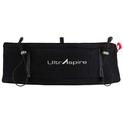 Ultraspire Fitted Race Belt (Pitch Black, Small)