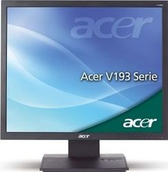 Acer V193DM 48,3 cm (19 inch) TFT-monitor (contrastverhouding 2.000:1, 5 ms reactietijd) met DVI