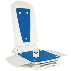 Bathmaster Deltis compleet met gevoerde coating, blauw en transferschijf