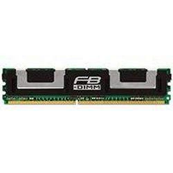Kingston ValueRAM KVR800D2D8F5K2/4G PC2-6400 Gold Edition werkgeheugen 4GB (ECC-ondersteuning, 800 MHz, CL5, 240-pins, 2 x 2GB) DDR2-SDRAM volledig Buffered Dual Rank Kit