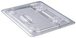 Cambro container, transparant.