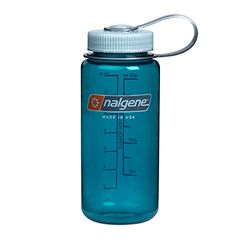 Nalgene Trinkflasche Everyday Weithals, 0.5l - Frasco, Color Turquesa