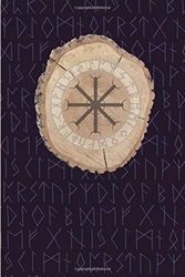 Viking Rune Lined Journal / Norse Runes Book: Blank Rune Diary with Nordic Runes Alphabet (Notebooks, Notepads & Lined Journals)