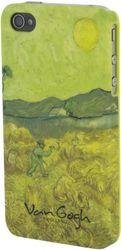 Qual Van Gogh backcover-clip voor Apple iPhone 4/4S Field