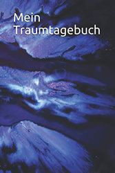Mein Traumtagebuch: Tagebuch - notieren der Träume - 120 Seiten - liniert - A5