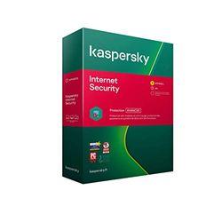 Kaspersky Internet Security 2020 1 OFFICE/1 YEAR