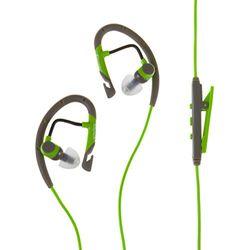 Klipsch Image A5i in-ear binauraal bekabeld groen, grijs mobiele headset - mobiele headsets (inaural, in het oor, groen, grijs, digitaal, bekabeld, in het oor)