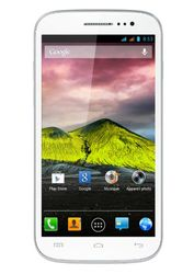 Wiko Cink+ Dual-SIM smartphone (3,5 megapixel, Dual Core Cortex A9, 1,0 GHz, Android: 4.1.1) wit
