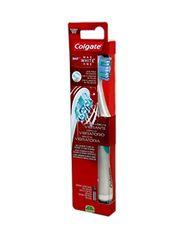 Colgate Maxwhite One Sonic Power Elektrische tandenborstel, werkt op batterijen, medium, 2 stuks (willekeurige kleurkeuze)
