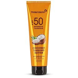 Tannymaxx Coconut Tanning Butter SPF 50, 150 ml