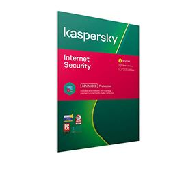 Kaspersky Internet Security 2020   3 Devices   1 Year   Antivirus and Secure VPN Included   PC/Mac/Android   Activation Code by Post 3 Devices 1 Year 3 1 Year PC Download