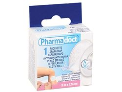 farmaceutische doct 120023 nietpleister, 5 cm x 2,5 cm