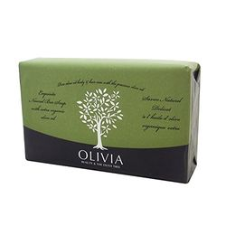 Olivia Natural Soap Extra Olive Oil, 125 G