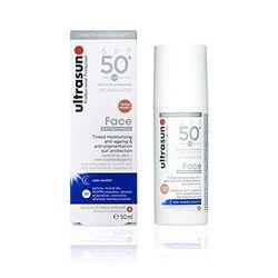 Ultrasun Face Anti-Pigmentation Tinted Honey SPF50+ 50ml