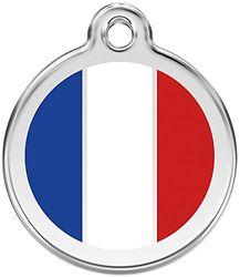 Red Dingo - Medalla para Perro (38 mm)