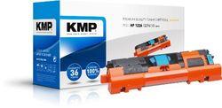 KMP H-T41 Tonerkartusche (ersetzt Q3961A) cyan