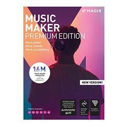 MAGIX Music Maker 2019   Premium   PC   Codice d'attivazione per PC via email