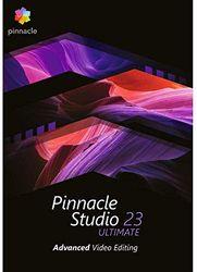 Pinnacle Studio 23   Ultimate   PC   Código de activación PC enviado por email