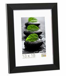 Deknudt Frames S41VK2 40x40 Fotokader zwart hars