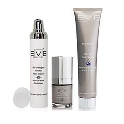 EVE REBIRTH Kit de Productos de Belleza Silky Skin Bio-Intelligent